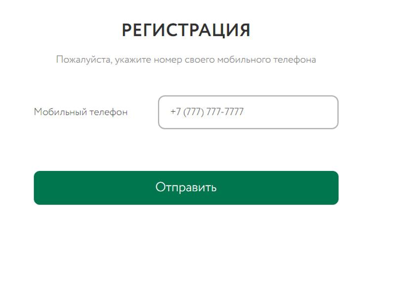 Карусель Личный кабинет — Вход и регистрация